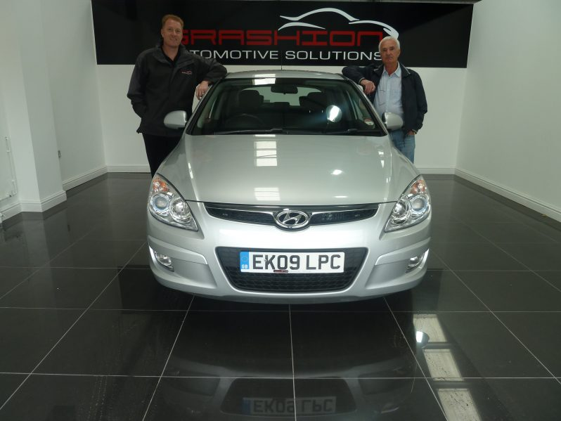 Mr Peterson – Hyundai i30