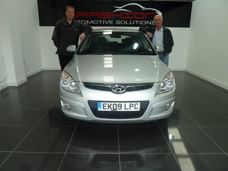 Mr Peterson – Hyundai i30