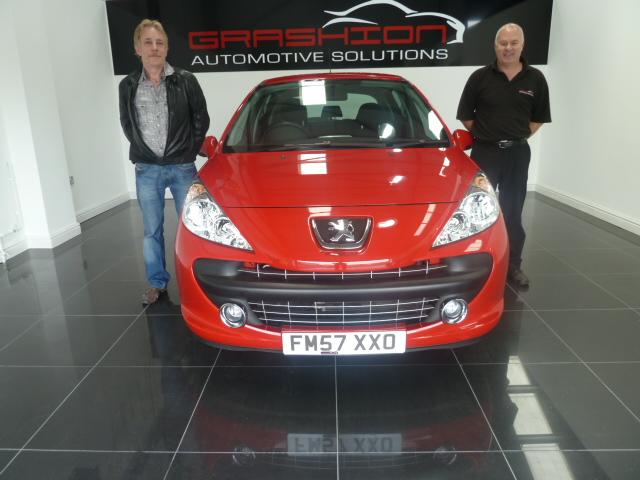 Mr Goy – Peugeot 207 1.4 MPlay