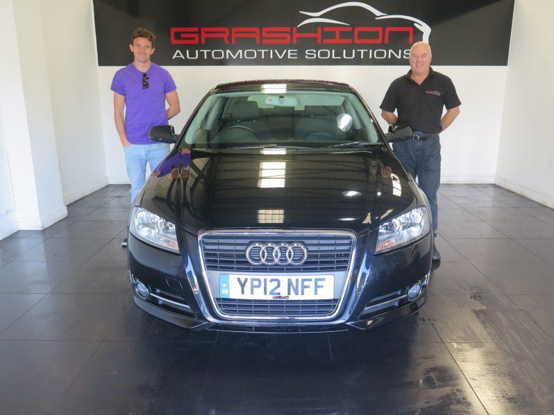 Mr Ben Redhead – Audi A3 Sport 2.0 Tdi 5dr Hatchack