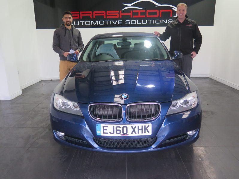 Mr Birdi – BMW 318D Se 4dr – Coventry