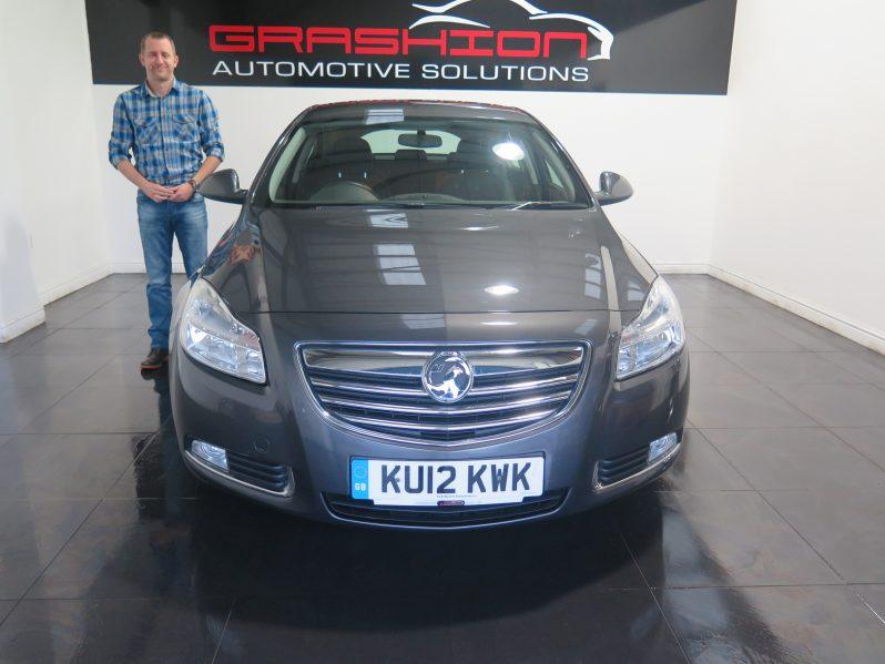 Mr Terry – Vauxhall Insignia 2.0 Cdti Sri 5dr – Doncaster