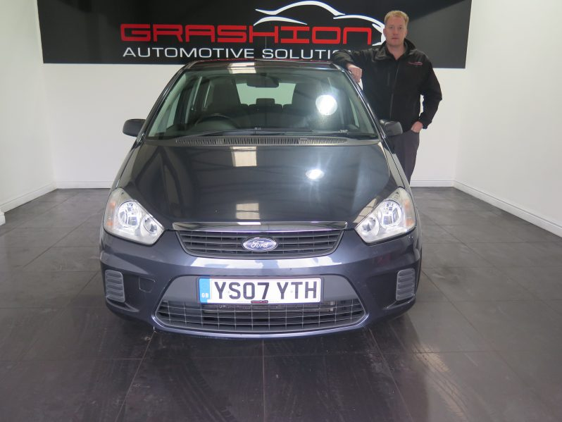Mr Jay – Ford C-Max 1.8 Style 5dr – Cheshire