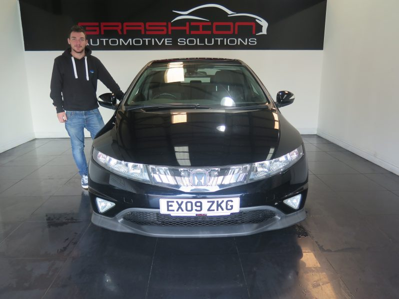 Mr Sharp – Honda Civic 2.2 Cdti Type S GT 3dr – Chesterfield