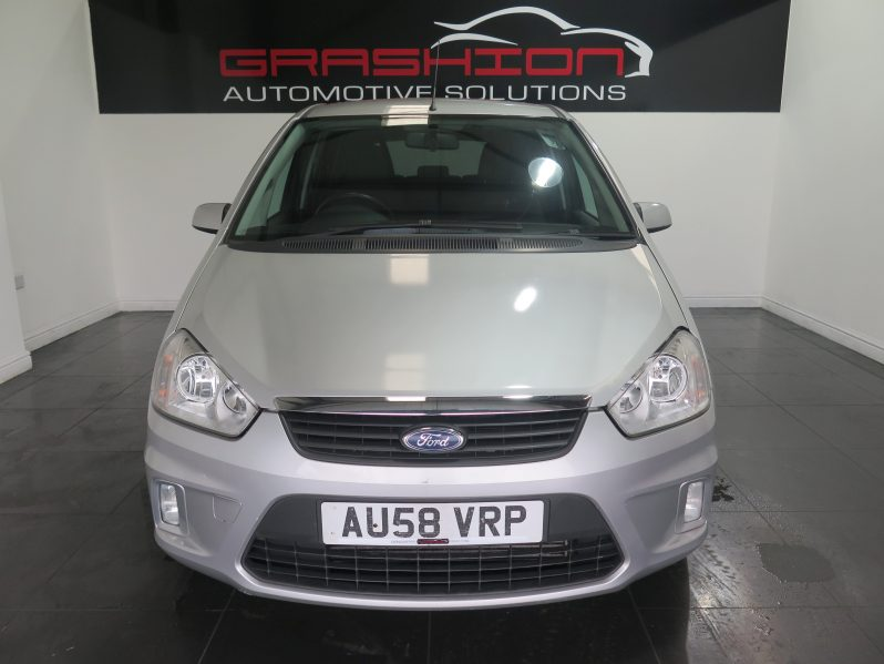 Mr Foyle – Ford C-Max 1.6 Tdci Zetec 5dr – Sheffield