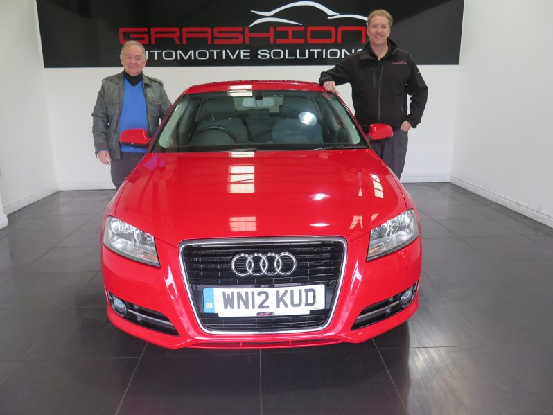 Mr Waine – Audi A3 2.0 Tdi Sport Auto 5dr – Sheffield