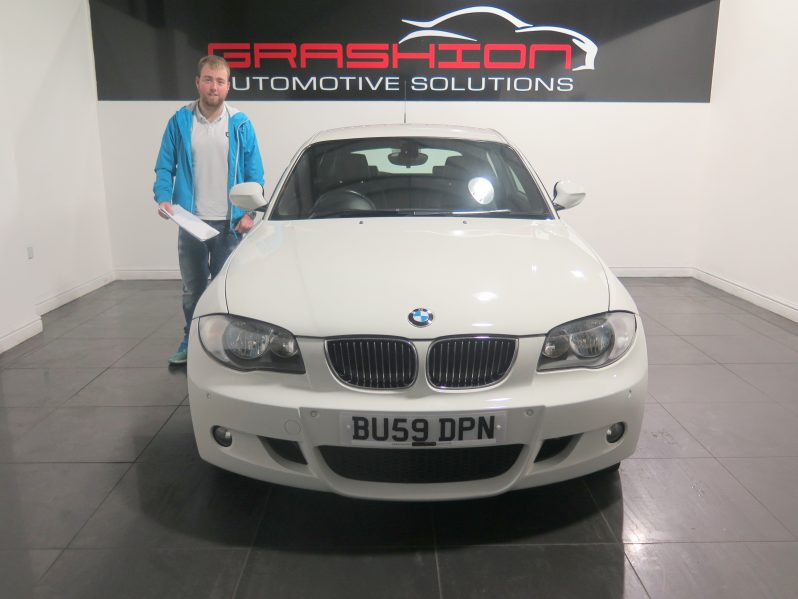 Mr Johnstone – BMW 118D M Sport 3dr – Cumbria