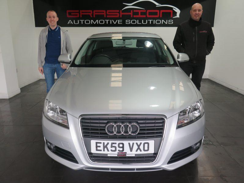 Mr Prest – Audi A3 1.9 Tdi Sport 3dr – Sunderland