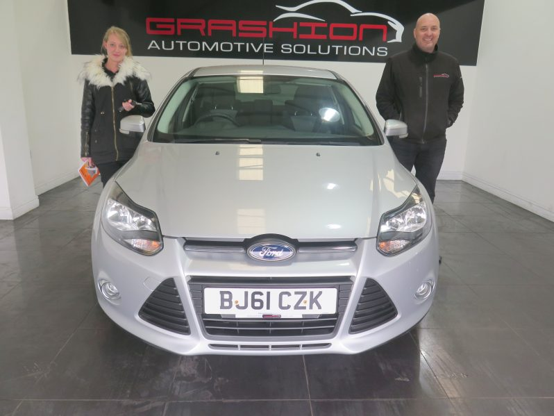 Miss Bradder – Ford Focus 1.6 Tdci Zetec-5dr – Worksop