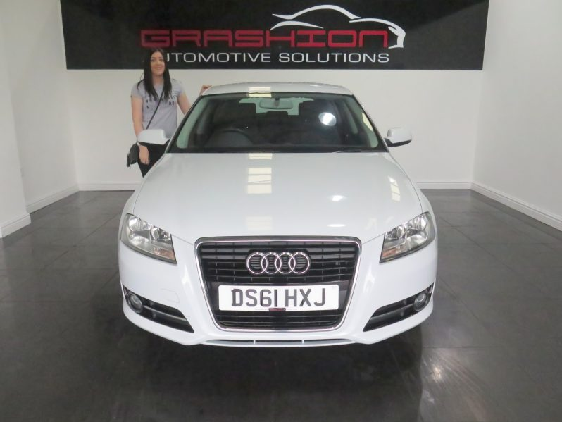 Miss Baker – Audi A3 1.6 Tdi Se 5dr – Tyne and Wear