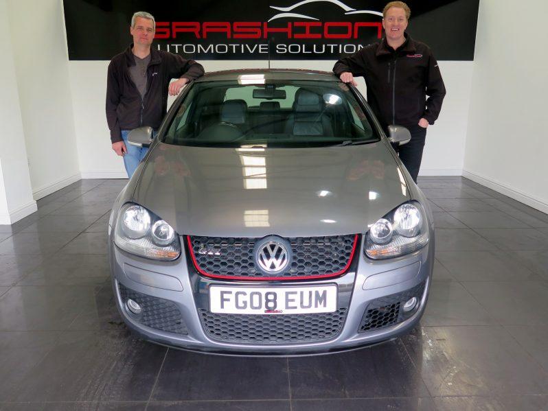 Mr Wilson – VW Golf 2.0 Gti DSG 5dr – Goole