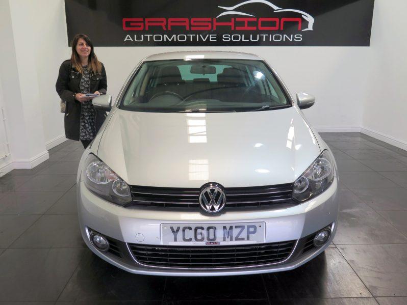 Miss Liddement – VW Golf 2.0 GT Tdi 5dr – Doncaster