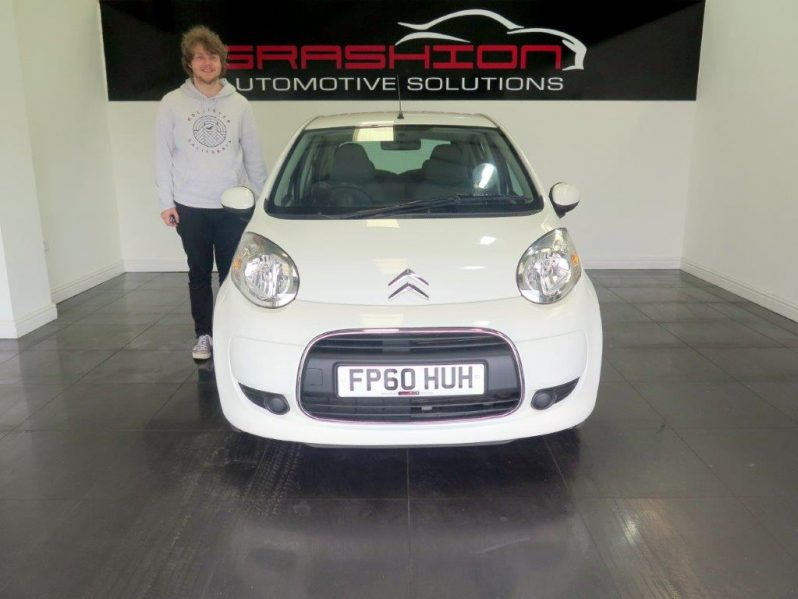 Mr Gray – Citroen C1 1.0 VTR 5dr – Gainsborough