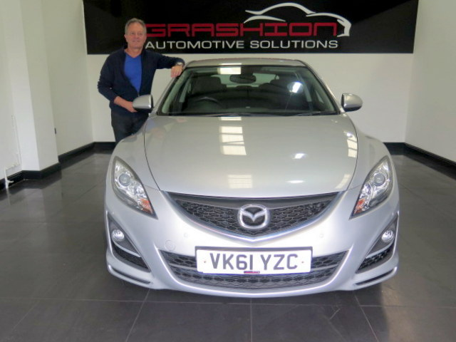 Mr Shaw – Mazda 6 2.2D TS 5dr – London