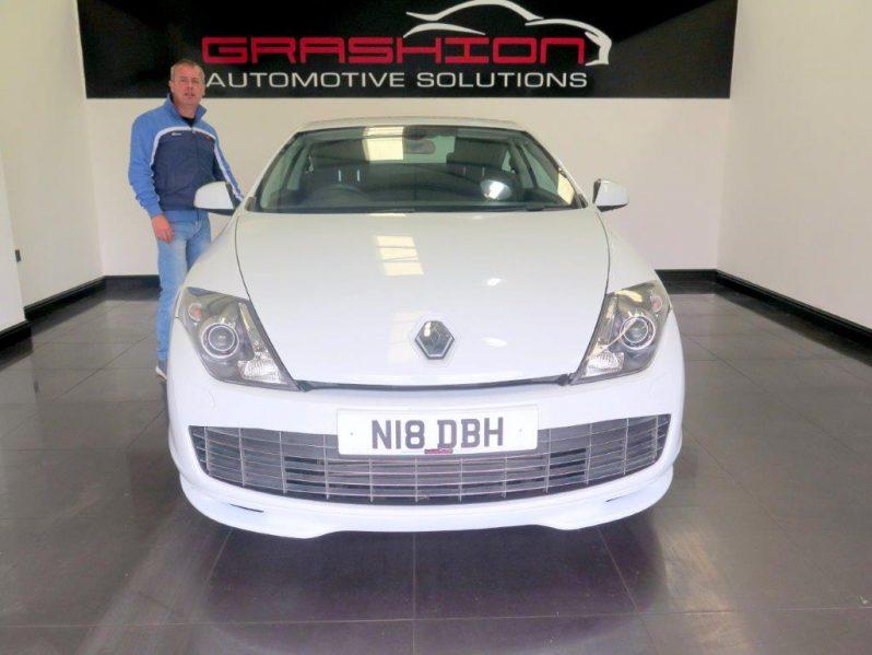 Mr Humphreys- Renault Laguna 2.0 Dci Tom Tom Edition Coupe – Doncaster