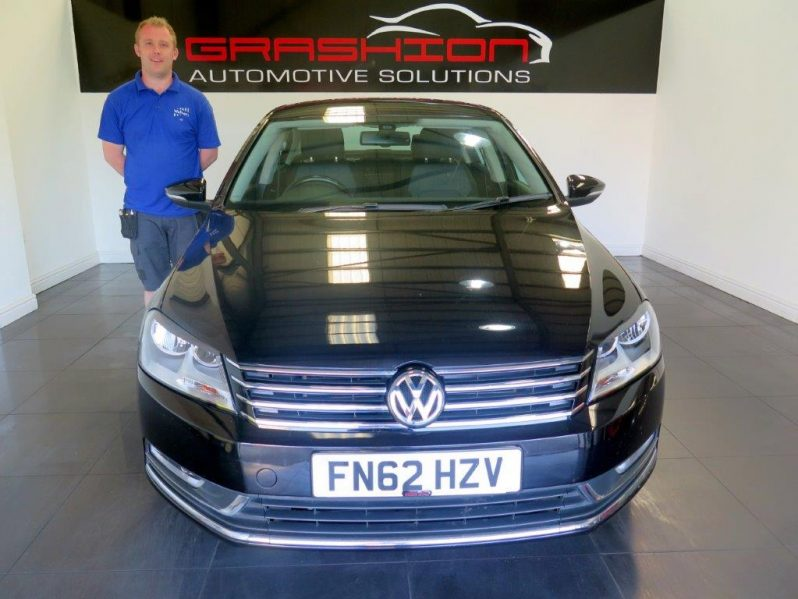 Mr Ellis- VW Passat 2.0Tdi Blue Motion SE 4dr – Barton on Humber