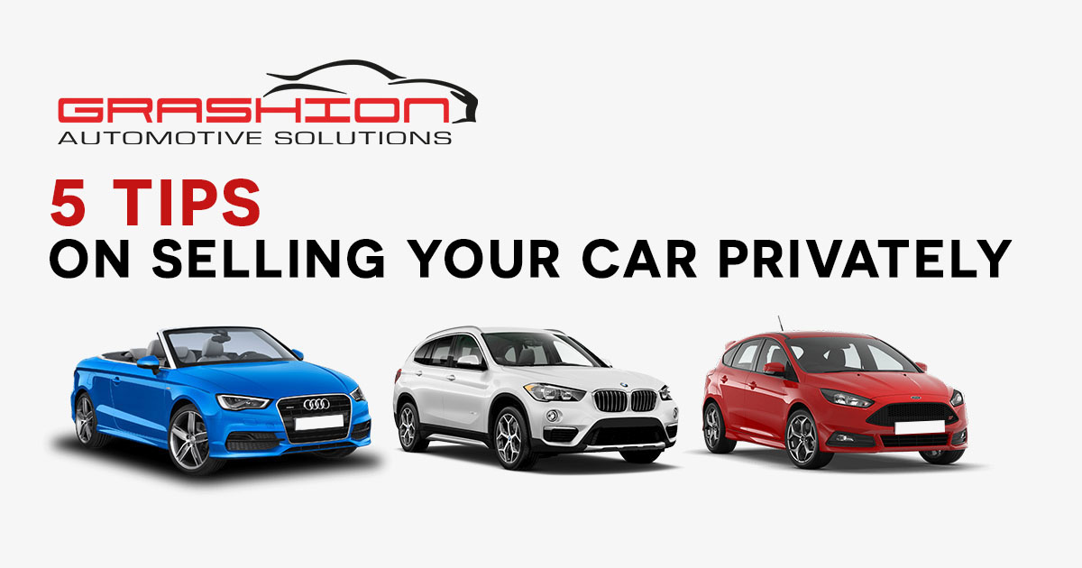 selling car private blog banner